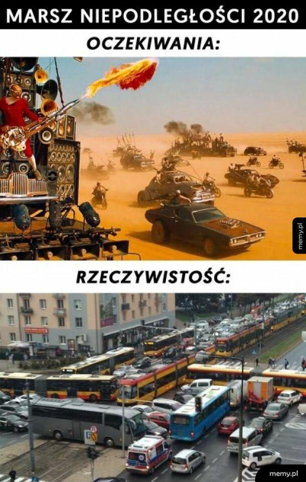 Tzw. Tetris Warszawski