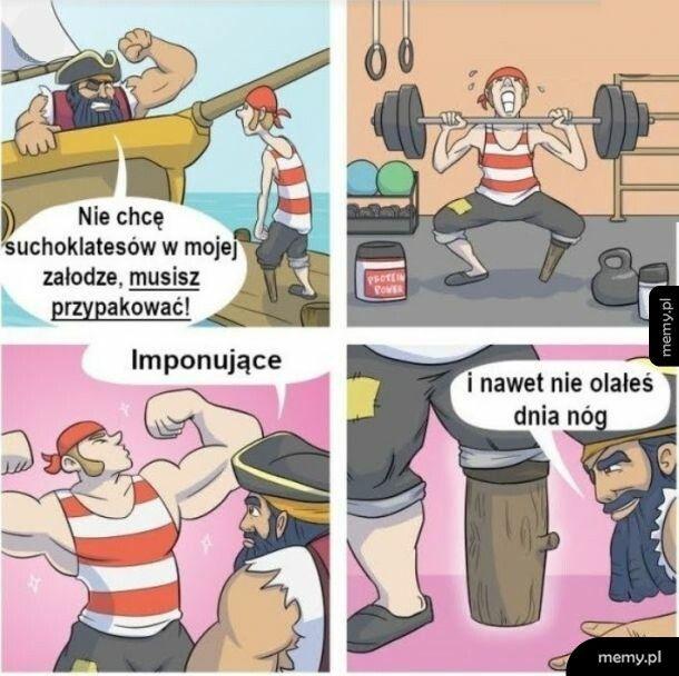 Silny pirat
