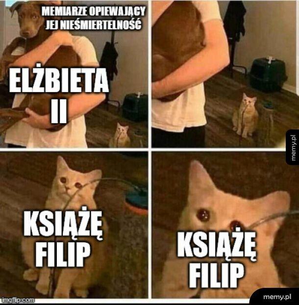 Memy o Elżbiecie II