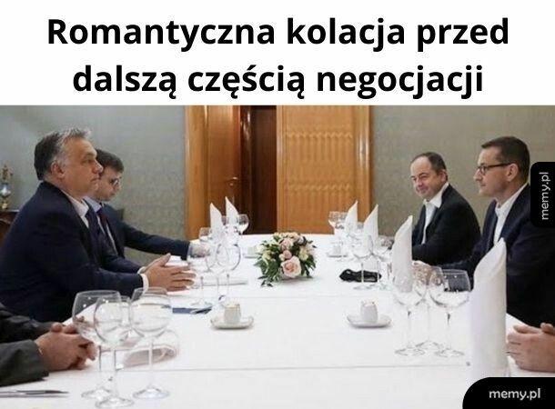 Negocjacje dotyczą tego, kto będzie stroną bierną