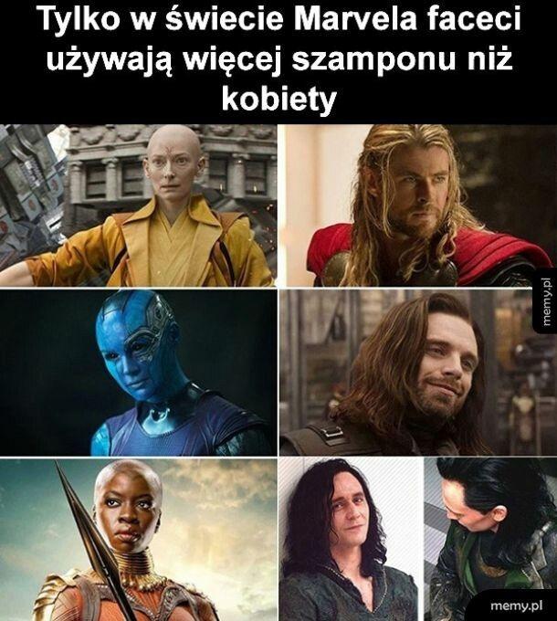 Świat Marvela