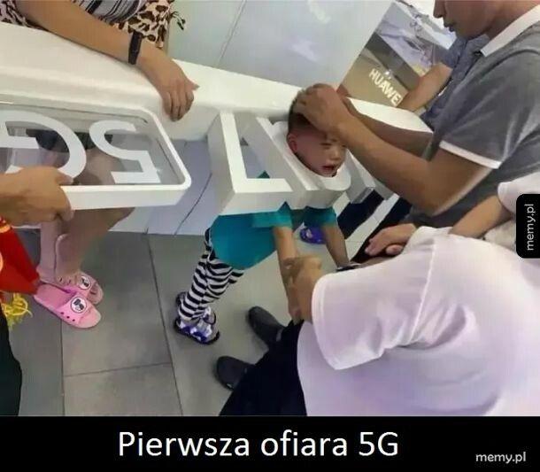 5G jest naprawdę niebezpieczne!
