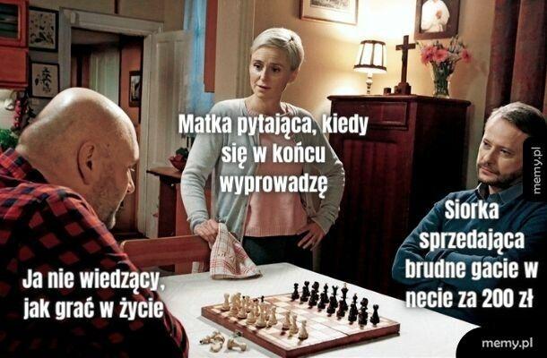 Nie umiem w to grać :(