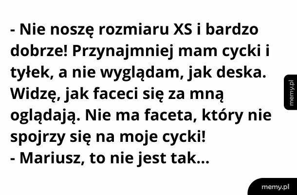 Mariusz, przestań