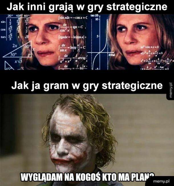 Gry strategiczne