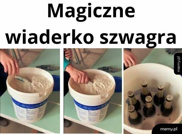 Magiczne wiaderko