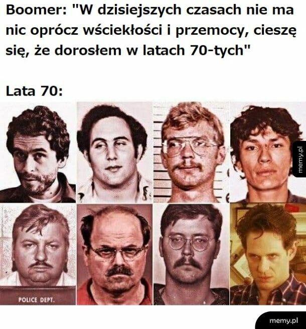 Lata 70-te