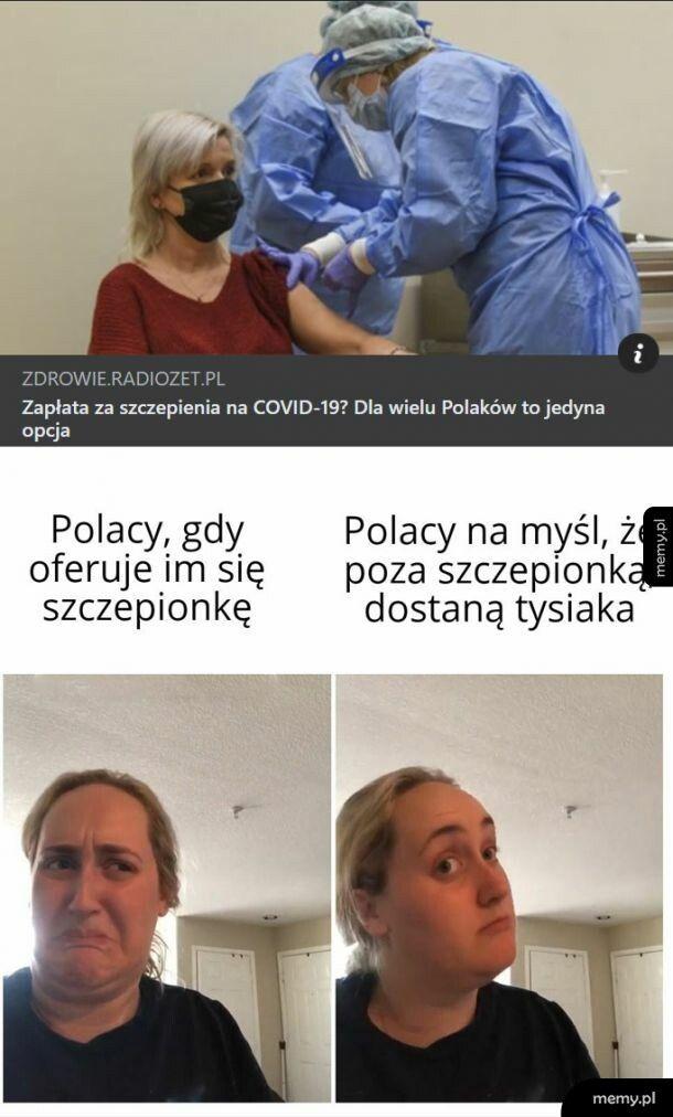 A w Polsce jak zwykle