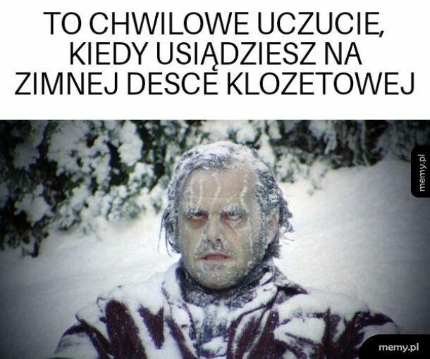 Brrr, zimna decha!