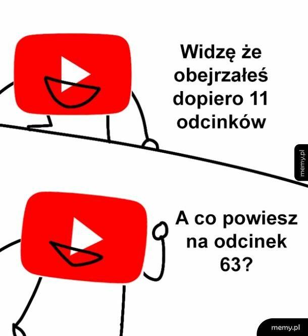 Youtube taki jest