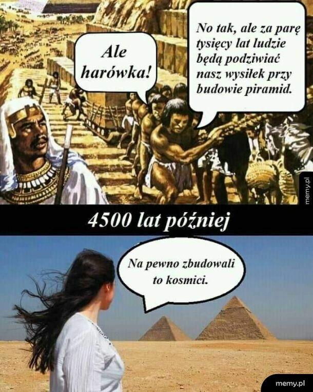 Tajemnice piramid