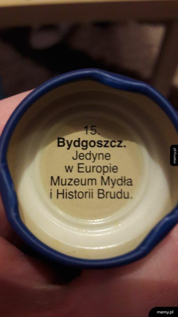 Swoją drogą najciekawsze muzeum w Polsce w 2015r według National Geographic