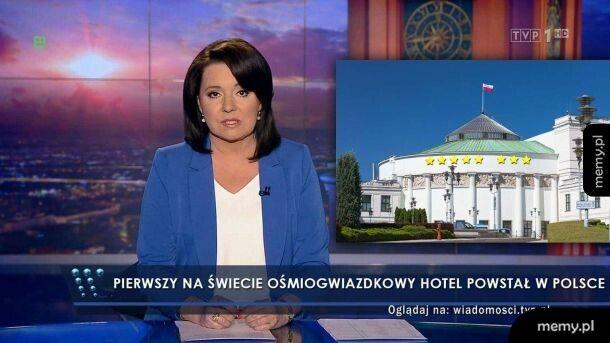 Ofensywa państwowej branży hotelowej