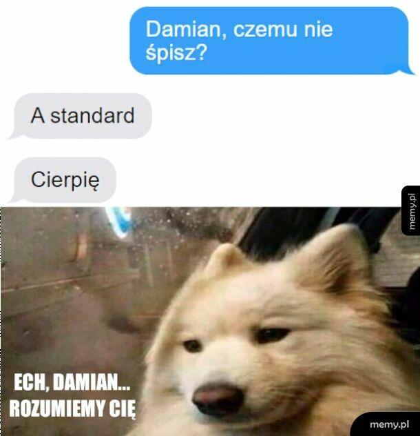Damian i życie