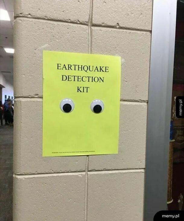 Nie śmiać się! Uciekać!