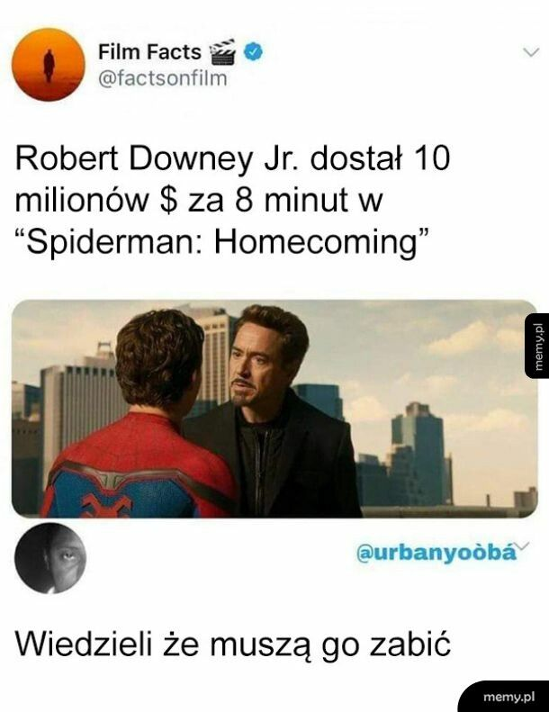 Robert Downej Jr.