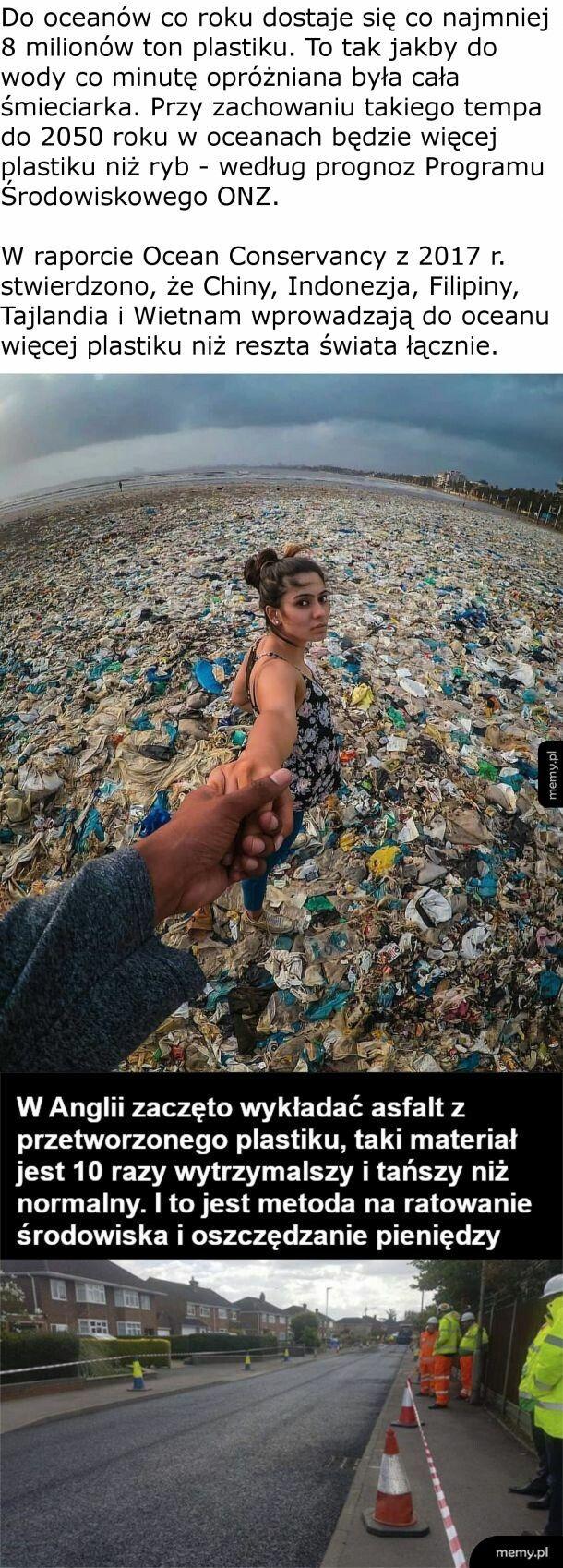 Tak właśnie wygląda recycling