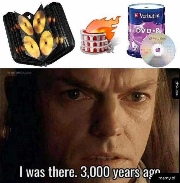 Dawne czasy drugiej ery