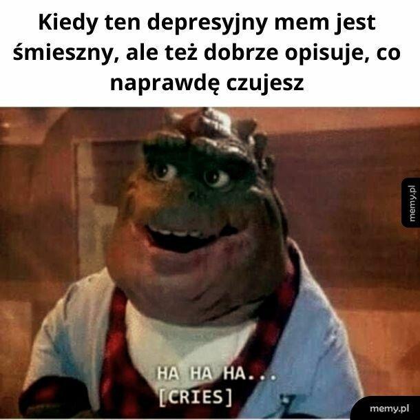 Depresyjny mem