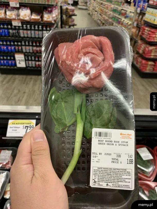 Walentynkowy ideał.