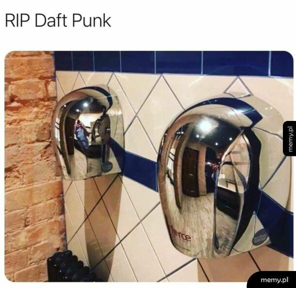 Daft Punk kończą karierę