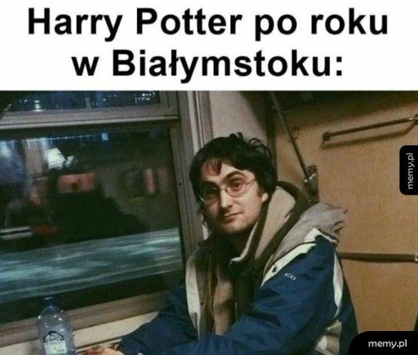 Jaki znowu Hogwart mordeczko