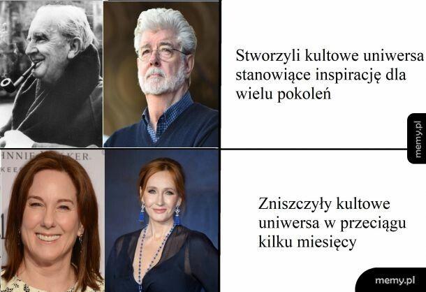 Twórcy kultowego uniwersum
