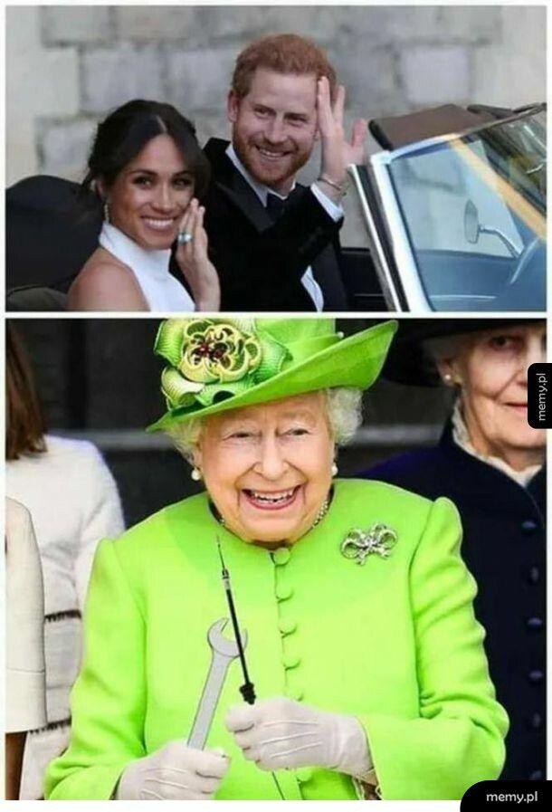 Zemsta Królowej