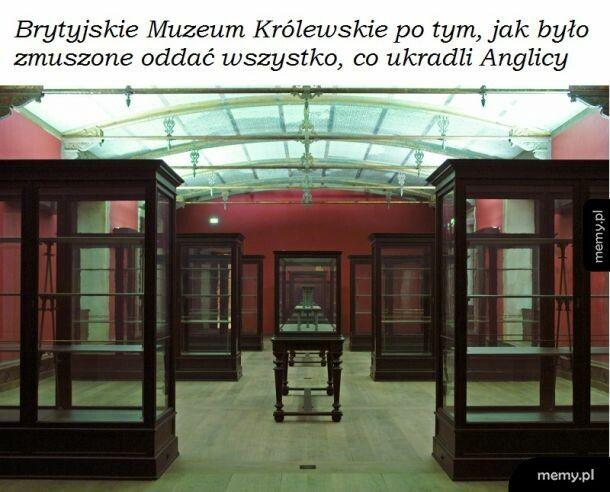 Puste muzeum