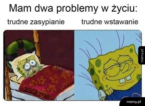 Dwa problemy w życiu