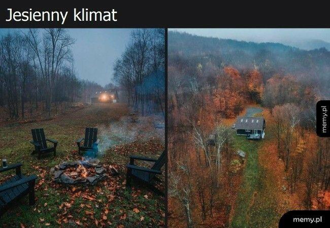 Jesienny klimat