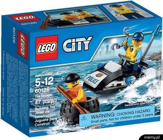 Lego uchodźca