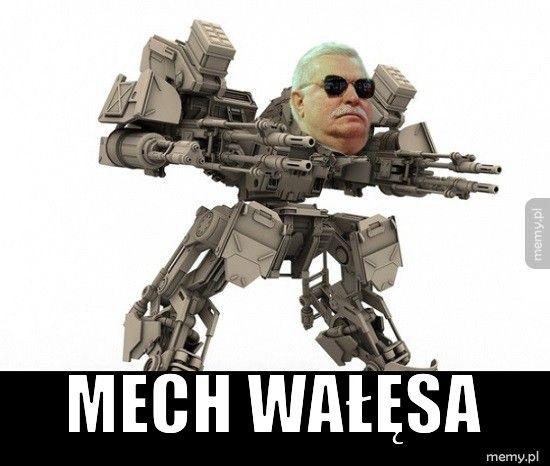 Mech Wałęsa