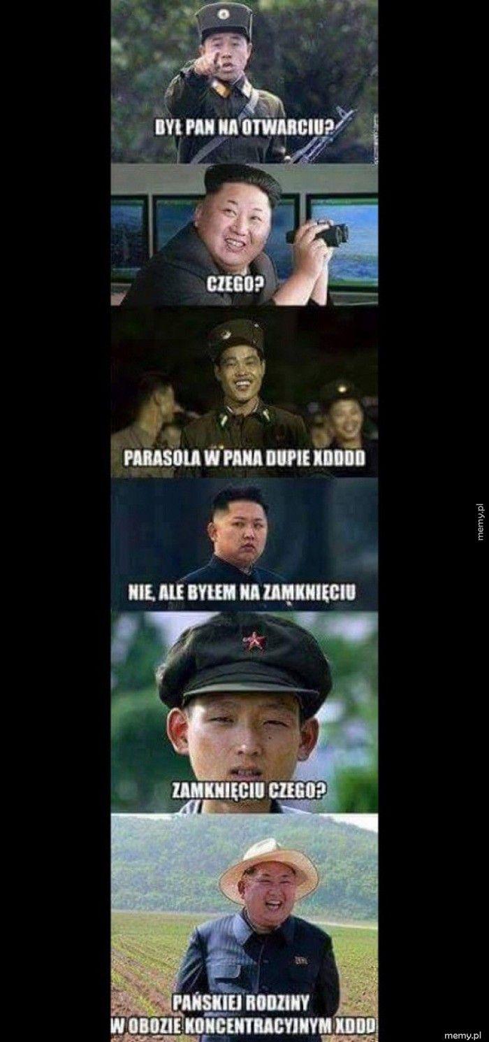 Północnokoreańskie żarty