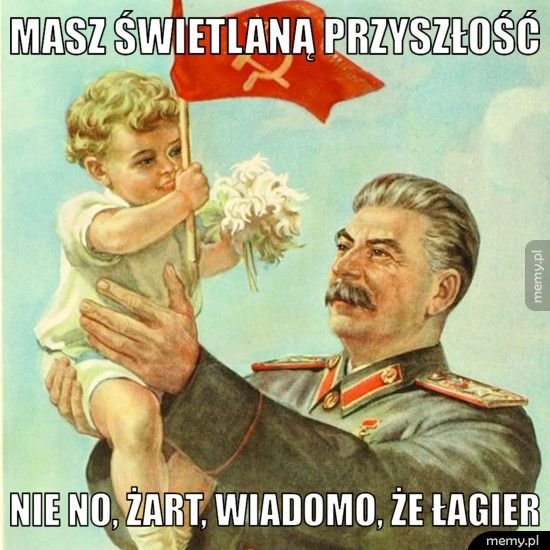 Wujek Stalin