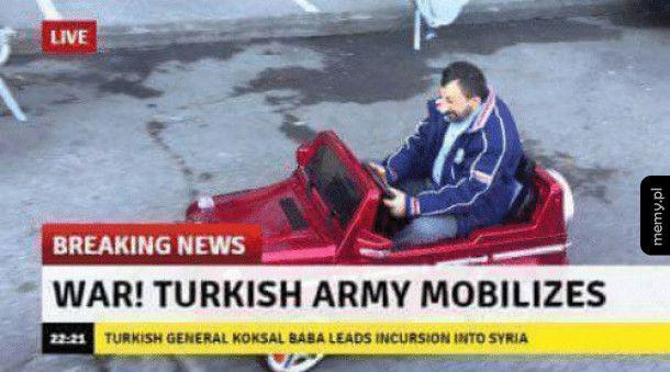 Armia turecka