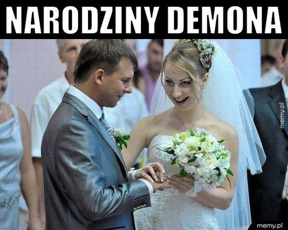 Narodziny demona