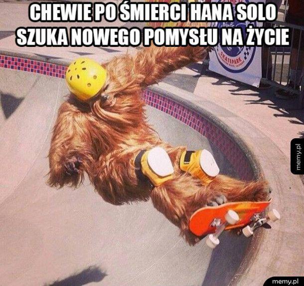 Biedny Chewie