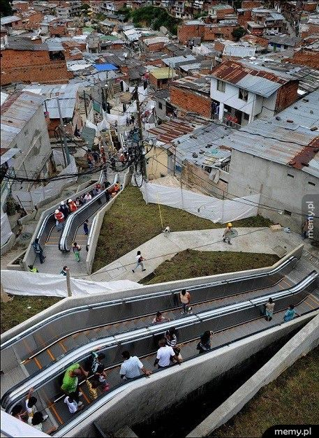 Tymczasem w Kolumbii