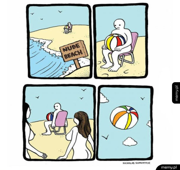Plaża nudystów