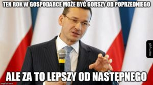 Rok w gospodarce