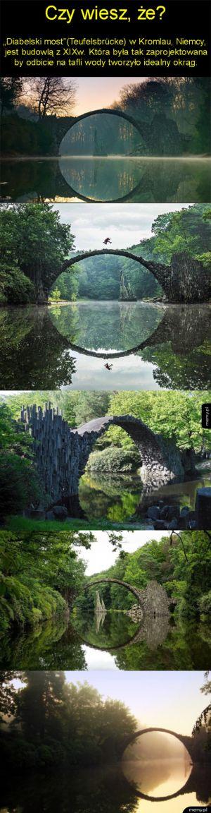 Teufelsbrücke, Kromlau
