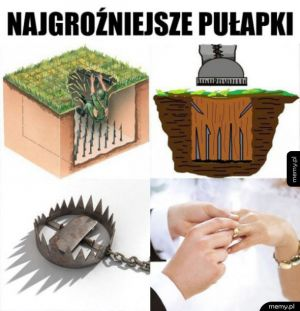 Najgroźniejsze pułapki