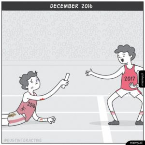 Koniec roku