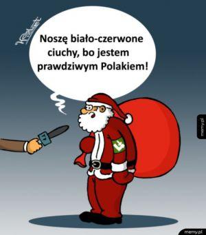 Mikołaj z ONR-u