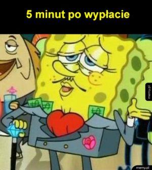 Po wypłacie