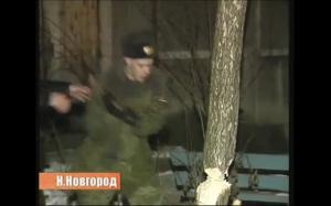 Ratowanie kota - Rosja