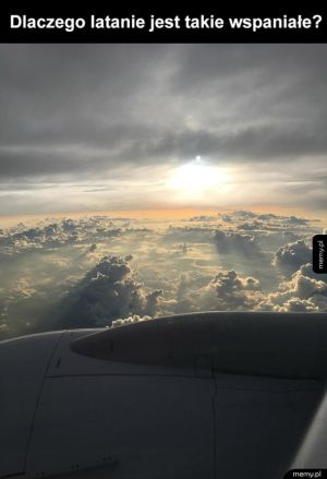 Kocham latać!