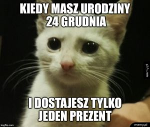 Smutny kotełek
