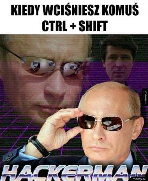 Jestem rosyjskim hakerem